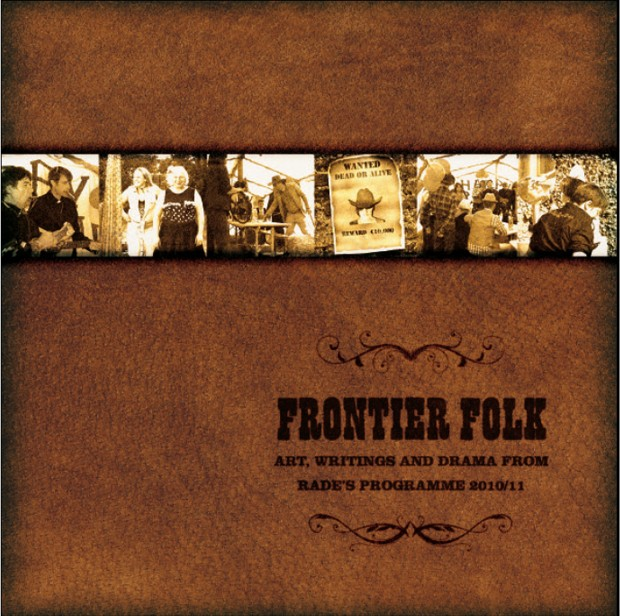 frontier cover