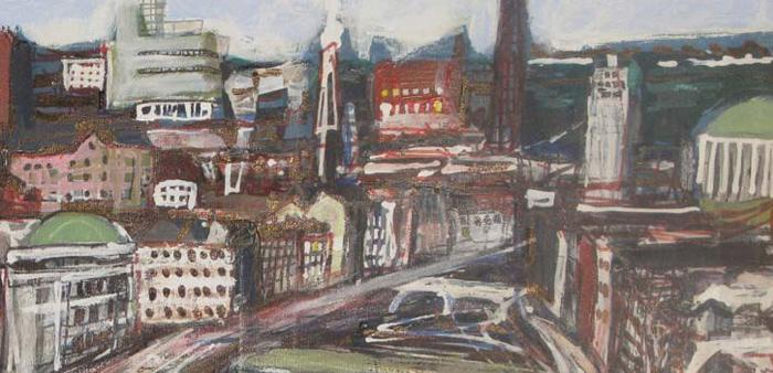 Dublin painting